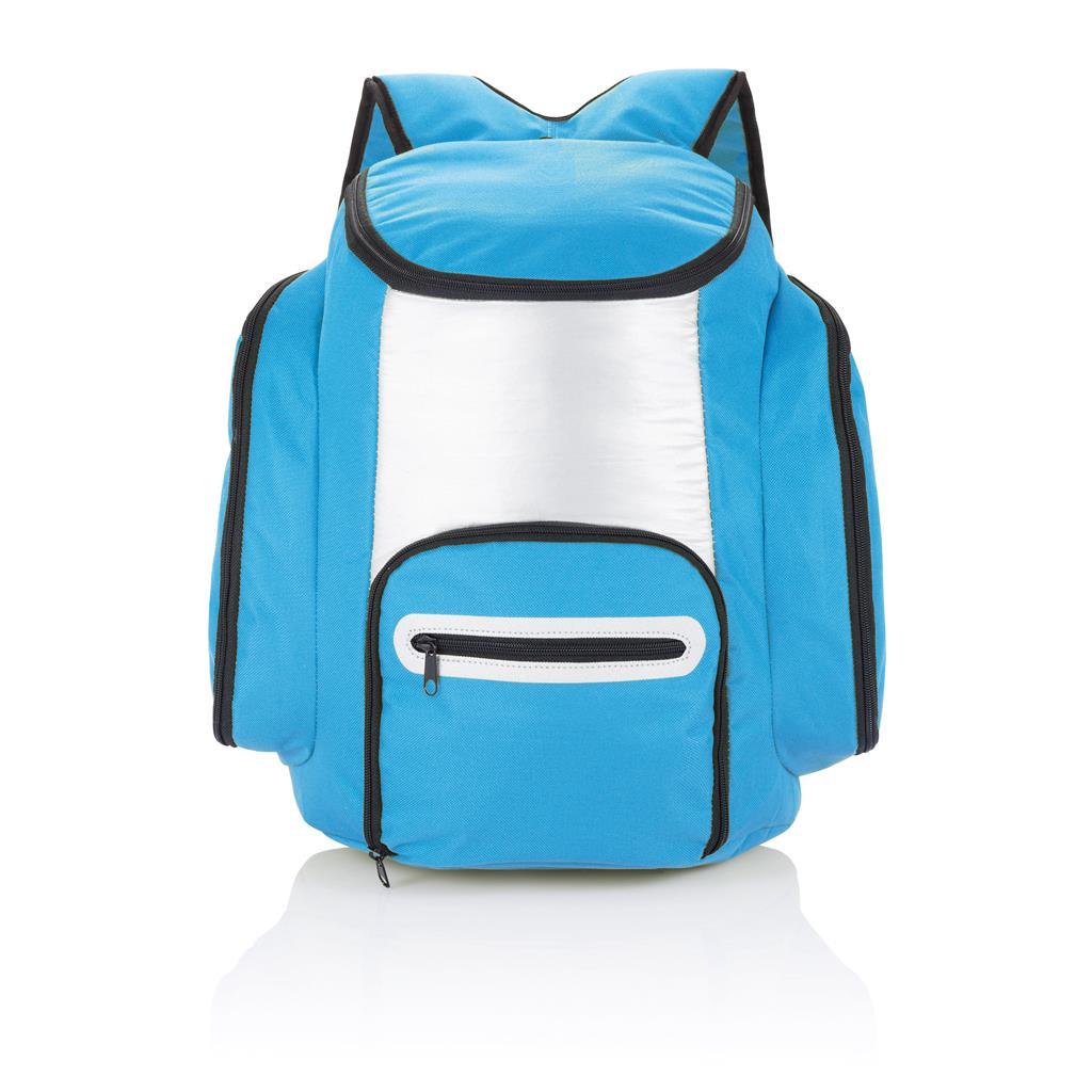 c240211099f1 XD Collection Hűtőtáska hátizsák, kék