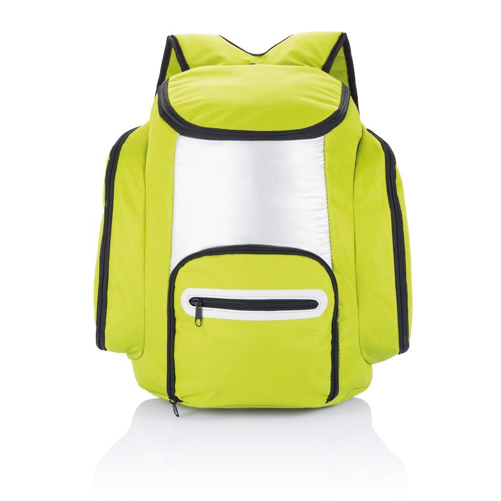2c9aba3af23c XD Collection Hűtőtáska hátizsák, zöld