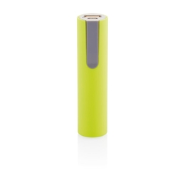 XD Collection Powerbank 2200 mAh, lime zöld